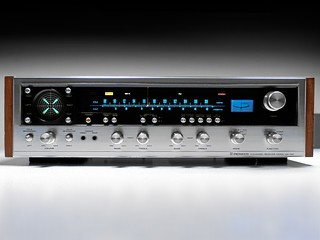Pioneer QX 747 Four Channel Receiver