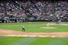 Jamie day (NJ Baseball) Tags: seattle washington mariners safecofield seattlemariners americanleague 2015 daygame majorleagues