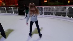 Violet Skating In Rockefeller Center (Joe Shlabotnik) Tags: cameraphone nyc newyorkcity manhattan iceskating violet rockefellercenter grinch 2015 justviolet galaxys5 december2015