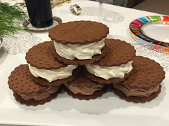 Carvel Flying Saucers (Mr.TinDC) Tags: dessert icecream vanilla flyingsaucer carvel