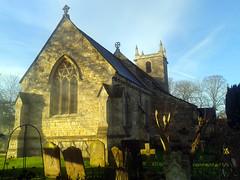 All Saints Church, Hemswell, Lincolnshire (Richard Brothwell) Tags: church parish churches lincolnshire churchs allsaints allsaintschurch hemswell