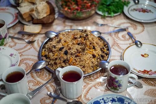 Plow, czyli tradycyjna potrawa kirgiska