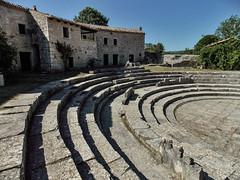 Teatro / Theatre (Antonio De Capua) Tags: archaeology ancientrome molise sannio sepino anticaroma archeologia