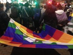Whipala (carocampalans) Tags: bandera indgenas cultura opininpblica movimientossociales paz democracia pueblo