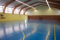 Salle multisports d'Ingrandes Le Fresne (pernelle44) Tags: btiments sport ingrandes fresne loire