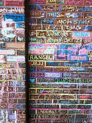 Wrigley Field Wall