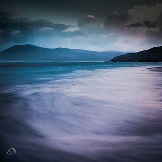 Isle of Harris - November storm