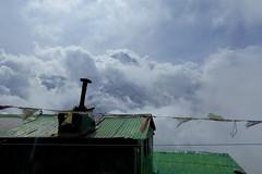 Beim Dole-Aussichtspunkt (Alfesto) Tags: nepal trekking wanderung himalaya namche phorche phortse khumbuarea sagarmathanationalpark tengboche doleaussichtspunkt