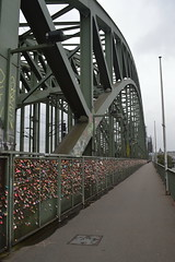Hohenzollernbrcke (CoasterMadMatt) Tags: kln2016 kln cologne2016 cologne hohenzollernbrcke hohenzollernbridge hohenzollern bridge bridges liebeschlsser liebe schlsser lovelocks love locks stadt city stdte grosstadt cities deutschestdte germancities deutschland germany d october2016 autumn2016 october autumn 2016 coastermadmattphotography coastermadmatt photos photographs nikond3200