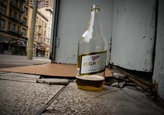 High Life (altBenL) Tags: street urban dystopia homeless alcohol alt miller beer bottle sanfrancisco city america american unitedstates