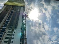 Pavel Myshkovskiy (1 из 1)-20 (Myshkovskiy) Tags: builfing street wall construction sky skyscrapper window life