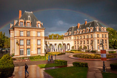 Double Rainbows (tangi_bertin) Tags: arcenciel ciup paris rainbow citinternationaleuniversitairedeparis