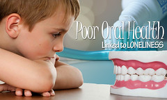 Poor Oral Health Is Certainly Connected With Loneliness (canvasdevelopment) Tags: badbreath cankersores periodontaldiseasecauses periodontaldiseasesymptoms drymouthmouthwash gumdisease swollengums recedinggumstreatment