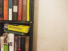 Let Me Keep Reading for a While (Mayank Austen Soofi) Tags: delhi walla books librray beethoven sonnets let me keep reading for while philosophy