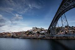 Puente Luis I y ribera (PhotoSebastian) Tags: portugal oporto porto luis puente ro ribera reflects travel destination europe