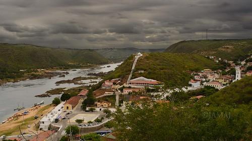 São Francisco River/Piranhas/Alagoas/Brazil