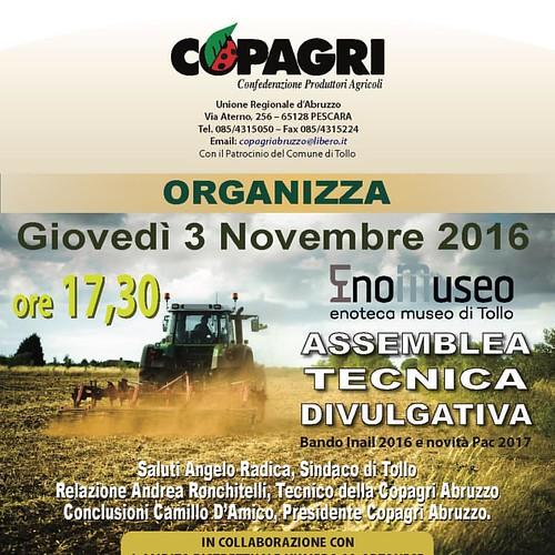 Tutti gli agricoltori sono invitati a partecipare