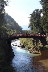 Shinkyo-Brücke