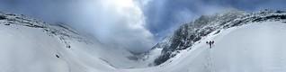 Ptarmigan Pass Approach - Glacier National Park