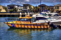Coast Guard (jatakaphoto) Tags: australianvolunteercoastguard vf6 safetybeach marthacove cg06v rescue sar cfamarine coastguard searchandrescue safetybeachcoastguardbrigade