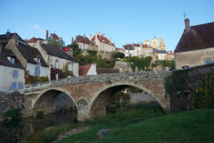 2016-10-24 10-30 Burgund 564 Semur-en-Auxois (Allie_Caulfield) Tags: foto photo image picture bild flickr high resolution hires jpg jpeg geotagged geo stockphoto cc sony alpha 77 france frankreich burgund bourgogne ctedor historic city altstadt semur en auxois semour stiftskirche notredame