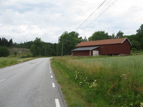 Arslätt along the road between Runden and Brygge 2013