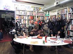 DSCN5189 (teddmcdonah) Tags: gwar photoop atomicbooks lettherebegwar beefcake blothar jizmak bonesnapper metal music art performance characters baltimore antarctica richmond