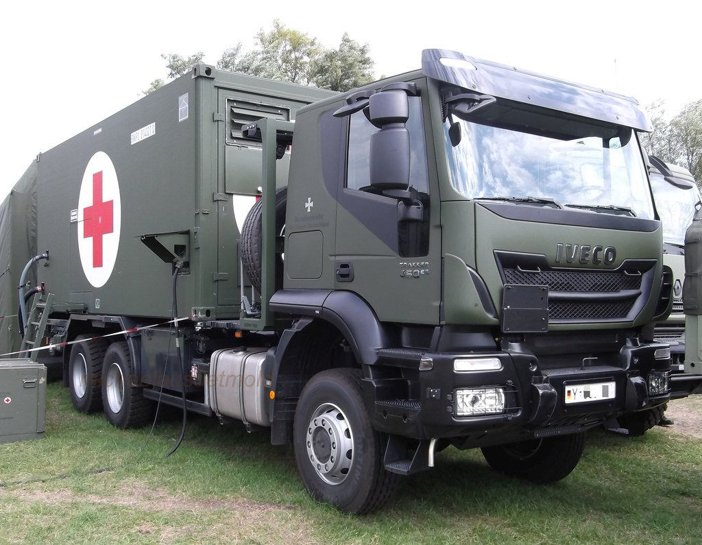 Truck Mercedes Benz Actros >> The World's Best Photos of armee and iveco - Flickr Hive Mind