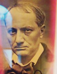 Baudelaire (bronxbob) Tags: france poets charlesbaudelaire baltimore maryland georgepeabodylibrary theenigmaticedgarapoeinbaltimoreandbeyond exhibitions