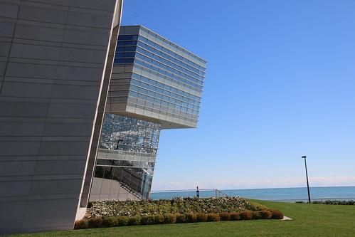 Pictures of Northwestern University (Evanston, Illinois - October 13, 2016)