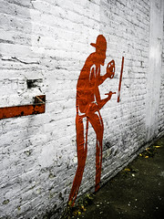 Street walk session November 23-2016 pic2 (Artemortifica) Tags: chicago cybershot grantpark lasalle metra northerlyisland redline sony blueline city downtown trains urban il usa