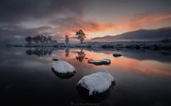 Loch Ba (Roksoff) Tags: lochachlaise lochstainge blackmount lochba rannochmoor glencoe scottishhighlands scotland meallabhuiridh criese buachailleetivemor winter snow ice frozen water mountains outdoors landscape nikond810 1635mmf4 leefilters