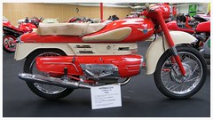Aermach Chimera 250  1958 (Aerofossile2012) Tags: aermacchi moto motorcycle motocyclette italie italy automedon 2016 lebourget bike chimera 250