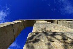 Roman aqueduct close to Metz (davidvankeulen) Tags: europe europa france frankrijk frankreich franserepubliek rpubliquefranais aqueduct aquaduct arssurmoselle metz romanaqueduct romeinsaquaduct romeinserijk romanempire davidvankeulen davidvankeulennl davidcvankeulen urbandc