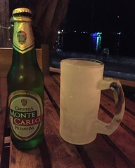 It's Thursday here but Friday on the other side of the world where I normally live.. #beerporn #flores #guatemala #fabulousjourneys #6monthstravel #travel #cerveza