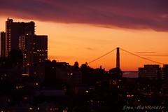 View from Telegraph Hill - 120116 - 03 - Golden Gate Bridge (Stan-the-Rocker) Tags: stantherocker sony ilce sanfrancisco telegraphhill coittower northbeach sel55210 goldengatebridge
