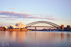 Sydney Icons Sunrise