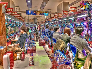 Tokyo=110 >>>>>> Pachinko