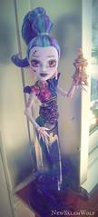 ** Djinni Whisp Grant ** (NSW ) Tags: cute fall love monster high dolls vampire grant awesome valentine wishes gigi why 13 kieran mattel genie whisp sdcc djinni ghouls 2015 ghotic draculaura