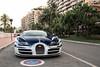 - Vitesse #001 (Slybreton) Tags: blue white speed or montecarlo monaco carlo monte bugatti blanc 001 veyron vitesse carspotting orblanc