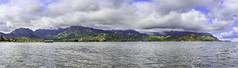 Hanalei Bay (mrubenstein01) Tags: ocean hawaii kauai tropical hanalei stregis hanaleibay stregisprinceville