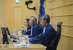 Ntaganda trial opens at International Criminal Court (ICC-CPI) Tags: boscontaganda judgekunikoozaki robertfremr changhochung