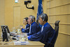 Ntaganda trial opens at International Criminal Court (ICC-CPI) Tags: boscontaganda judgekunikoozaki robertfremr changhochung