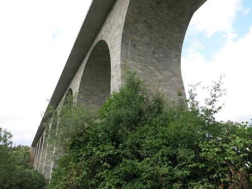 A72 Talbrücke Elstertalbrücke bei Pirk  Juli 2015_088