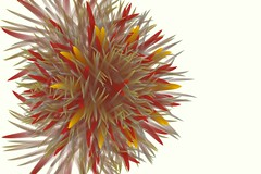 Succulent Graphs 07 (Leonardo Solaas) Tags: abstract drawing computergenerated digitalart graph generative organic actionscript algorithmic particlesystem as3