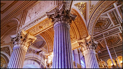 The Pavilion Hall (Aviva B) Tags: sculpture building classic saint st statue museum architecture greek hall russia small petersburg front arabic east pavilion neo marble hermitage renaissance andrei antiquity the stakenschneider