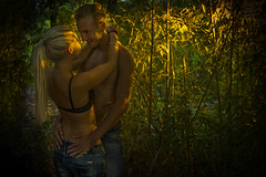 Dutch Couple (♥siebe ©) Tags: light holland love netherlands girl dutch scenery couple scene bamboo lovers serene bamboe 2015 siebebaardafotografie wwweenfotograafgezochtnl