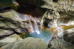kocjan gorge with Reka river (Marua erjal) Tags: park lake nature beautiful river rocks natural canyon caves slovenia limestone gorge cave geology slovenija karst reka kocjan