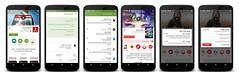 Новый дизайн Google Play