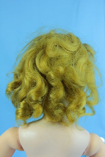 Doll 2 close up of hair